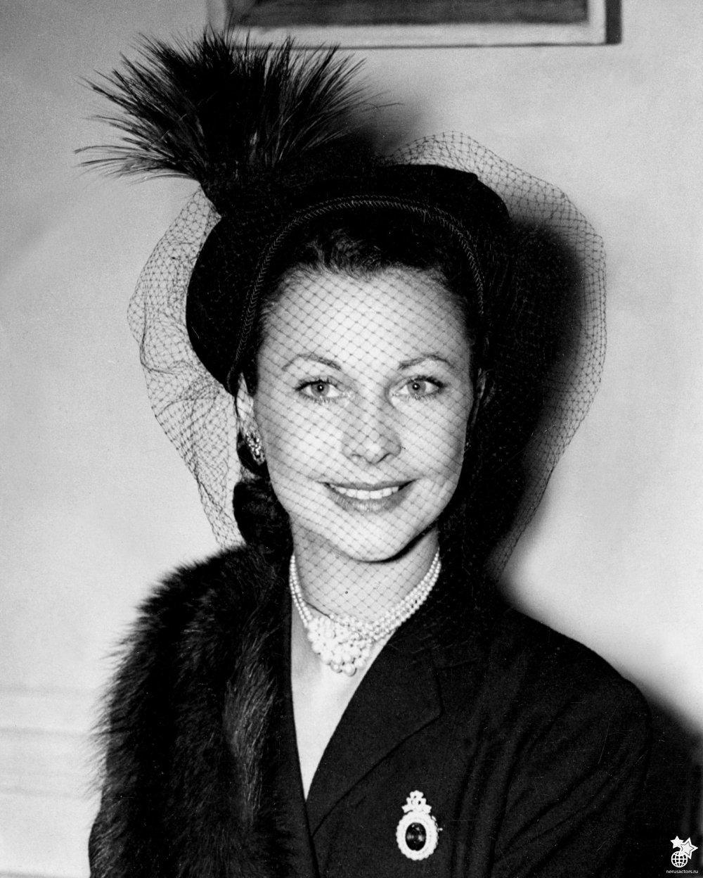 Vivian Leigh Biography